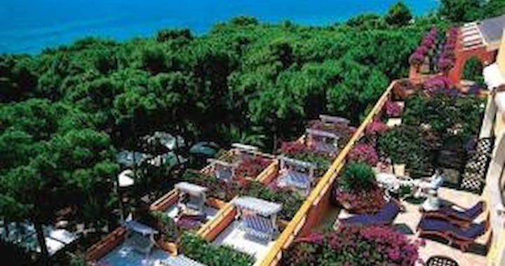 Forte Village Resort - Hotel Castello (St. Margherita di Pula) 5*