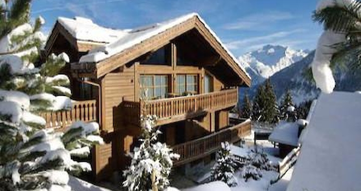 Ref: CHV 0009 Courchevel