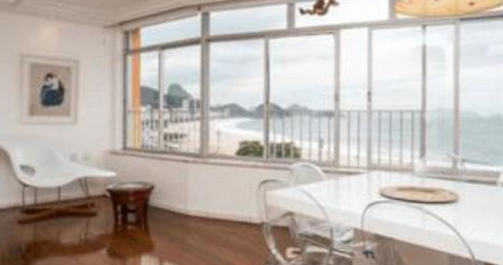 4bedroom apartment in Copacabana