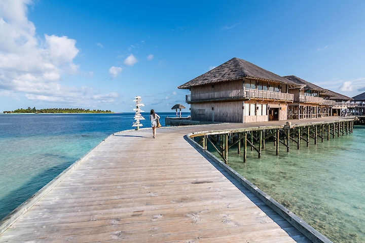 Six Senses Laamu, Мальдивы: 7 = 6