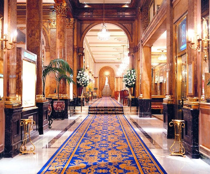 The most elegant hotel in Buenos Aires